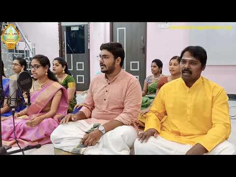 கந்த சஷ்டி பெருவிழா 2020 - ஹைதெராபாத் Dr. சிவா - திருப்புகழ் பாமாலை பகுதி 1