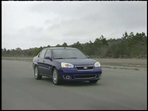 Chevrolet Malibu Ss 2005 Youtube