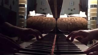 Тёмная Ночь. Dark Night. Моя версия для фортепиано.