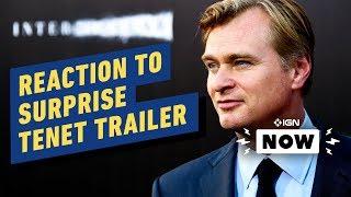 Christopher Nolan's Tenet Teaser Trailer Breakdown And Reaction - IGN Now