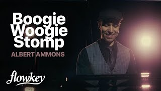 """Boogie Woogie Stomp"" – Albert Ammons (by Arthur Migliazza)"