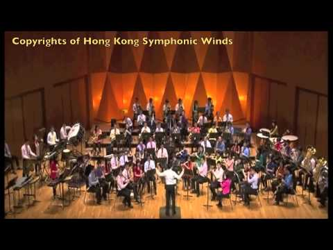 Great Movie Marches - The Hong Kong Symphonic Winds