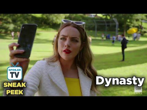 Dynasty 2x02 Sneak Peek