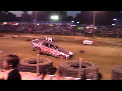 Fullsize Autocross 2018 Owen County