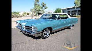 1965 Pontiac Bonneville For Sale!
