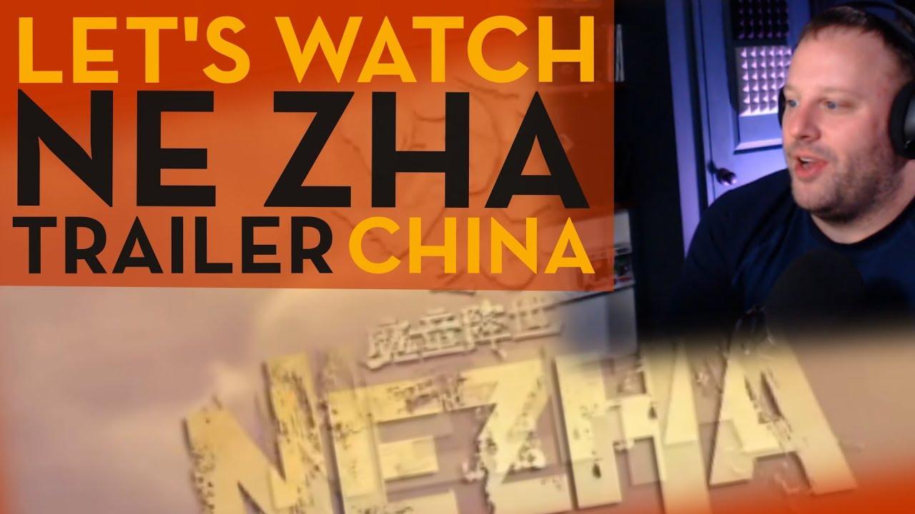 Download Ne Zha Trailer Reaction | Lets Watch CHINA | Lü Yanting