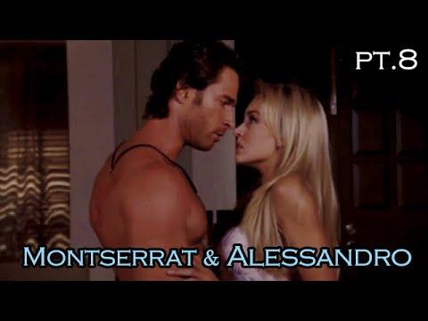 [HD] História de Montserrat e Alessandro - Parte 08