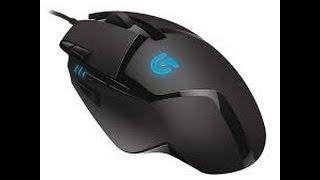Logitech G402 Hyperion Fury Gaming Mouse - G402 انبوكسينق ماوس لوجتيك