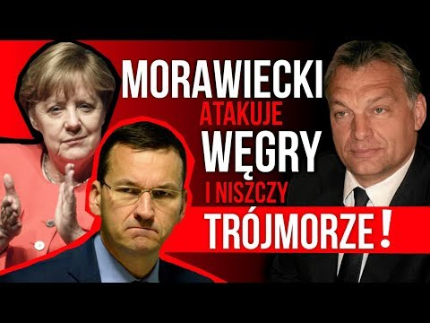 Morawiecki atakuje Węgry i niszczy Trójmorze! Kowalski & Chojecki NA ŻYWO w IPP TV 16.03.2018