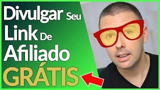 ❤️️ Ferramenta Para Divulgar Seus Links De AFILIADO SEM GASTAR | Alex Vargas thumbnail