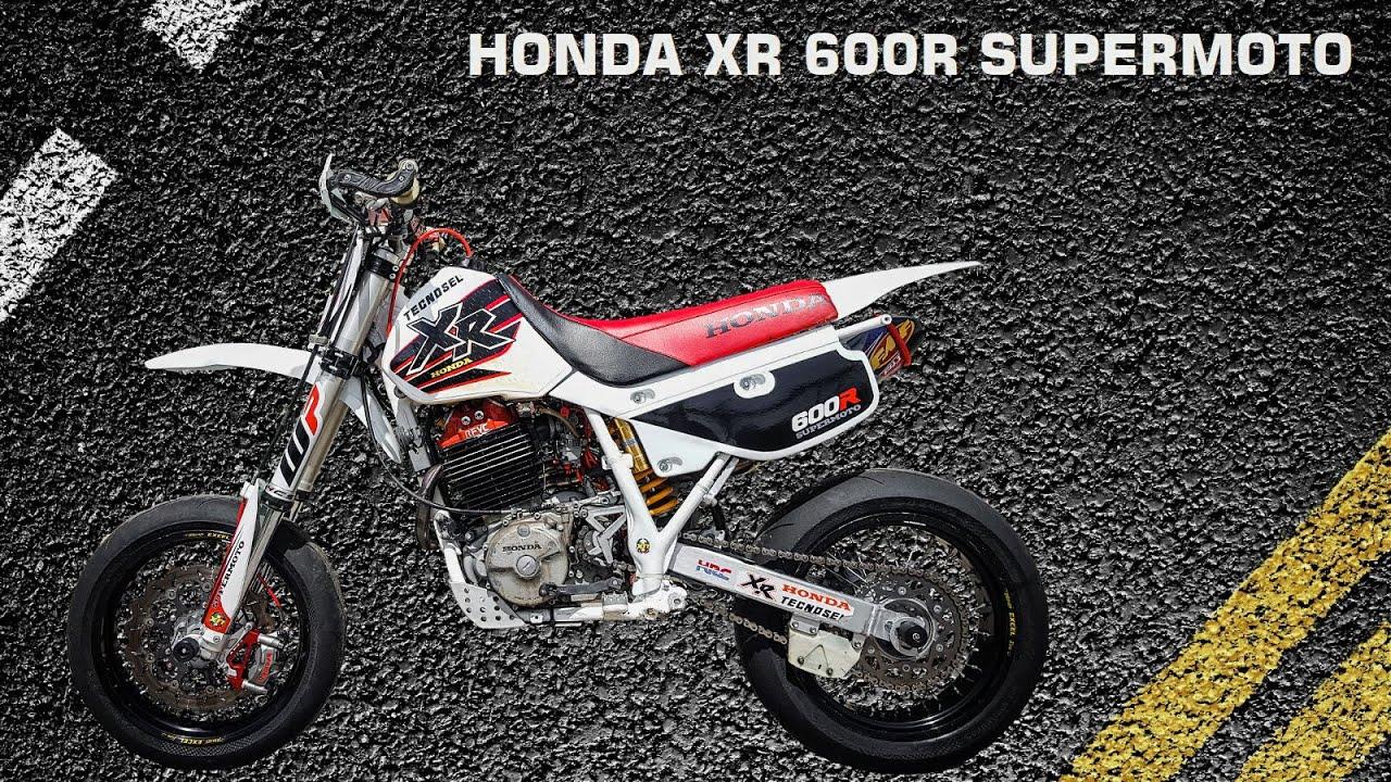 Honda Xr600r Supermotard