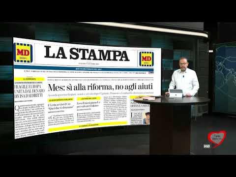 I giornali in edicola - la rassegna stampa 27/11/2020