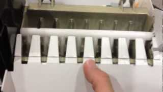 Troubleshooting Ice maker repair Whirlpool Kitchenaid Kenmore