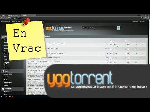 En Vrac - Uploader un torrent sur...