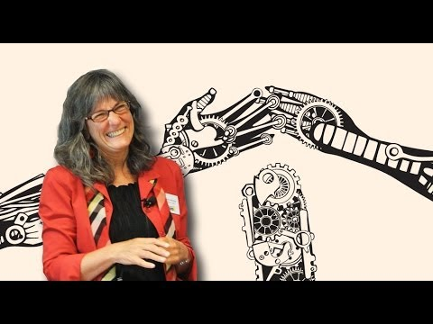 Harper Lecture with Susan Goldin-Meadow: Hearing Gesture: How Our Hands Help Us Think