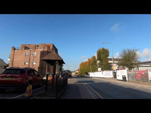 Walking in London: Nether Street (Finchley, Barnet)