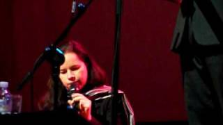 Natalie Merchant - My Beloved Wife - Birmingham 2010