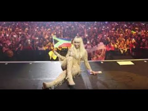 Nicki Minaj  Live South Africa