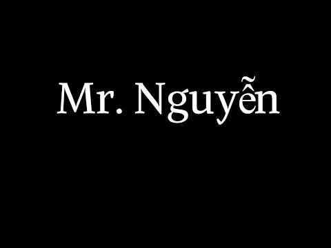 How to pronounce Nguyen correctly (Vietnamese Hanoi born speaker)