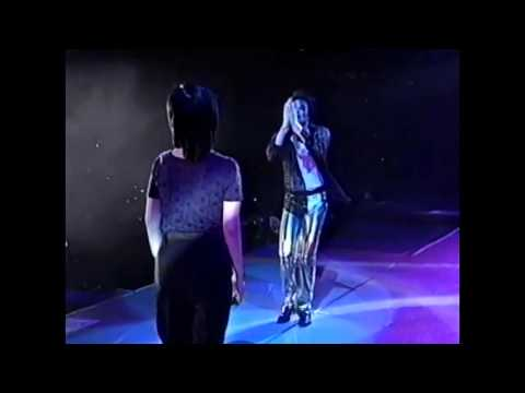 Michael Jackson  You are not alone   in Kuala Lumpur October 29 1996 HD