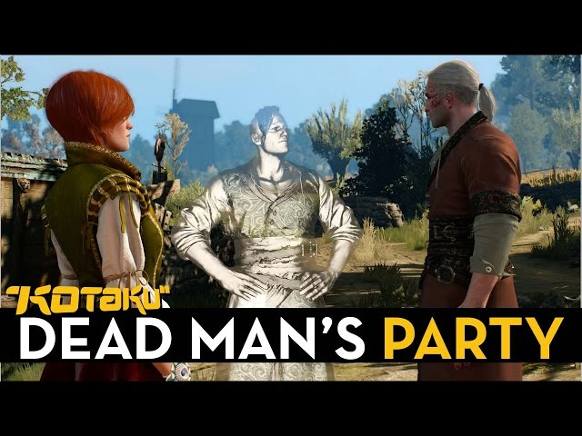 A Closer Look at The Witcher 3's Most Outrageous Quest