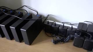 Burstcoin Mining Setup