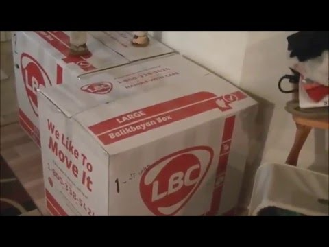 Balikbayan Boxes Shipping To The Philippines