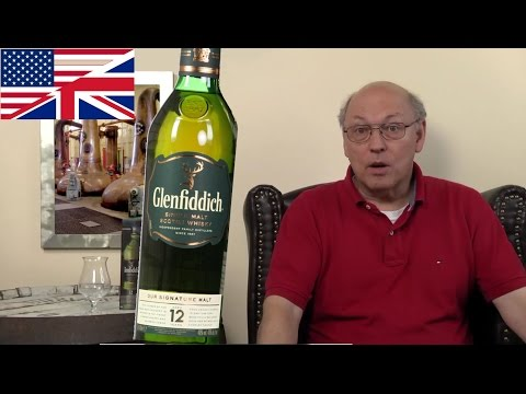 Whisky Review/Tasting: Glenfiddich 12 years