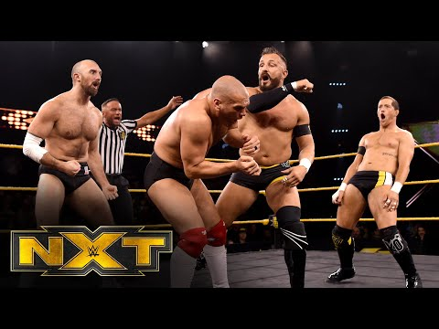 Oney Lorcan & Danny Burch vs. The Undisputed ERA: WWE NXT, March 4, 2020