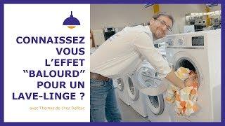 Bien charger son lave-linge pour le garder plus longtemps - Trucs et Astuces de Thomas