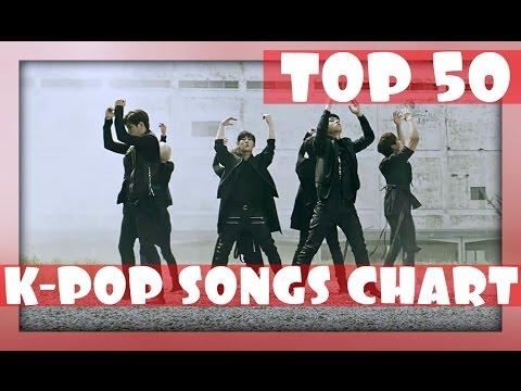 [TOP 50] K-POP SONGS CHART - SEPTEMBER 2016 (WEEK 4)