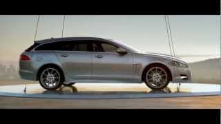 Jaguar XF 2013 Sportbrake Launch Commercial Carjam TV HD Car TV Show