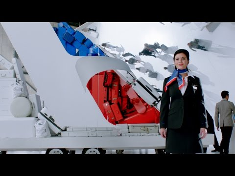 American Airlines Safety Video