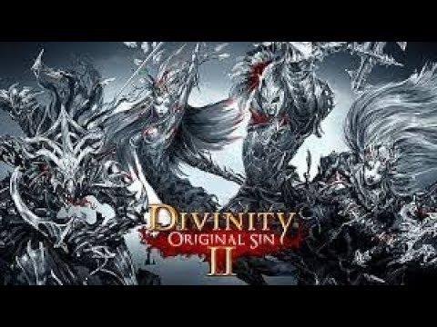 Divinity Original Sin 2, End boss Fight Act 1 Explorer Mode by KpShamino