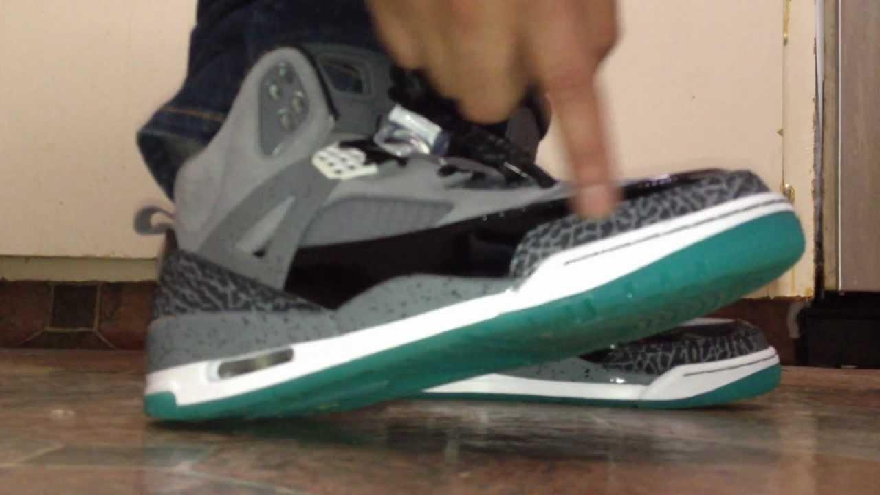 contenido Él Dibuja una imagen  Custom Nike SPIZIKE ID review, fresh custom colorways, CHECK IT OUT! HD. -  YouTube