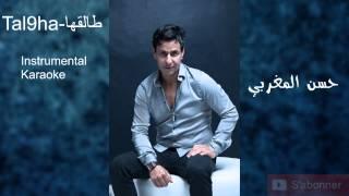 "HassanAlmaghribi:""Tal9ha Instrumental-Karaoke""حسن المغربي"