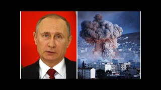 World War 3: Russians say the threat is IMMINENT as they fear Syria tensions will ESCALATE