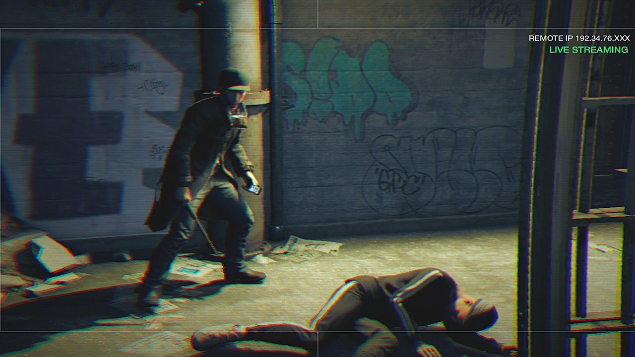 Watch Dogs  Shadows Side Mission