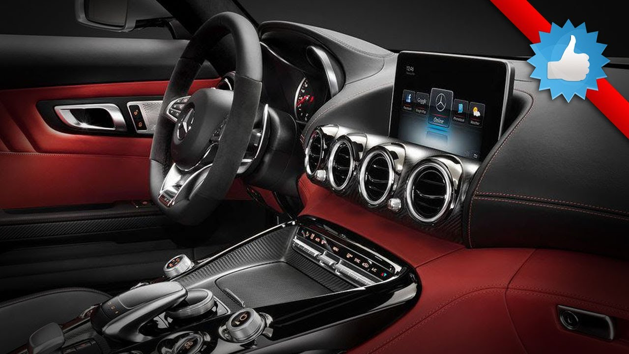 Mercedes Amg Vision Gt Interior
