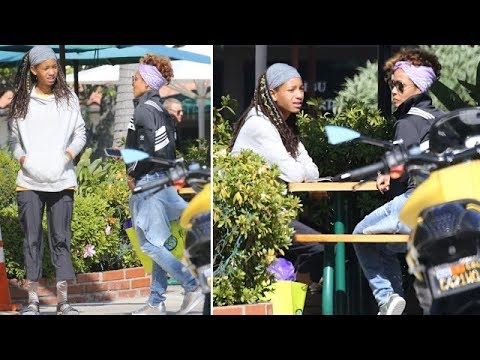 Jada Pinkett And Willow Smith Are The Coolest Mother-Daughter Duo On The Planet