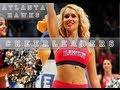 Sexy Cheerleaders NBA Hawks vs Grizzlies