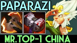 Paparazi Dota 2 [Monkey King] Mr.Top-1 China Carry Game