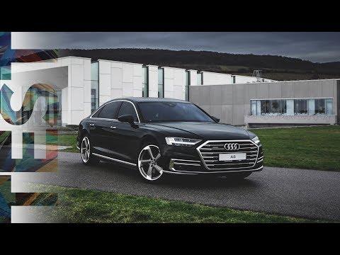 2018 Audi A8 L 50 TDI - Test