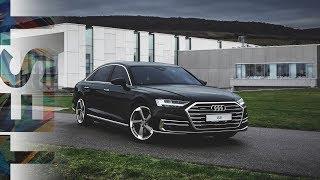 2018 Audi A8 L 50 TDI | TEST | NEW ENG SUB