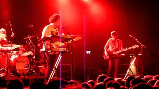 05 - the wombats - patricia the stripper (16.04.2011, live music hall, koeln, germany)