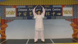 Ba Duan Jin Health Qigong - 6 Minutes Mirror Version
