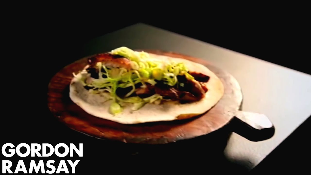 Spiced grilled chicken wraps gordon ramsay youtube forumfinder Images
