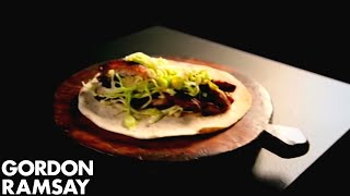 Spiced Grilled Chicken Wraps - Gordon Ramsay