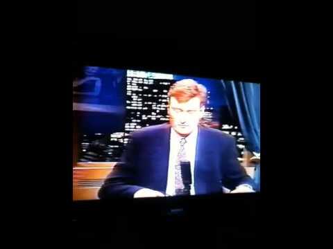 Missy Giove on Conan O'Brien