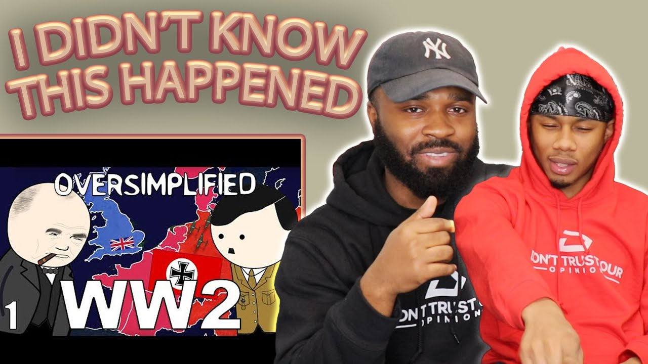 Download I DIDN'T Know This HAPPENED! WW2 - Oversimplified (Part 1) Reaction